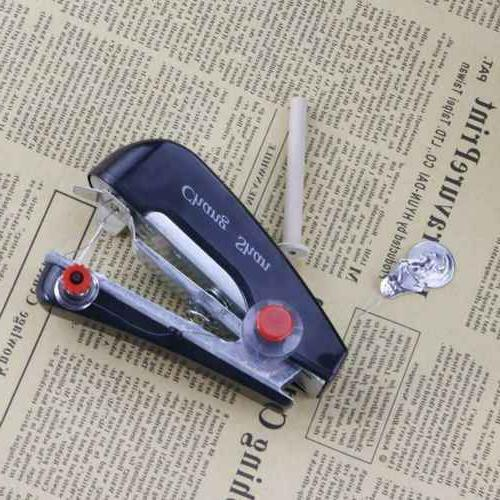 New Pocket Smart Easy Tailor Sewing Machine US RU