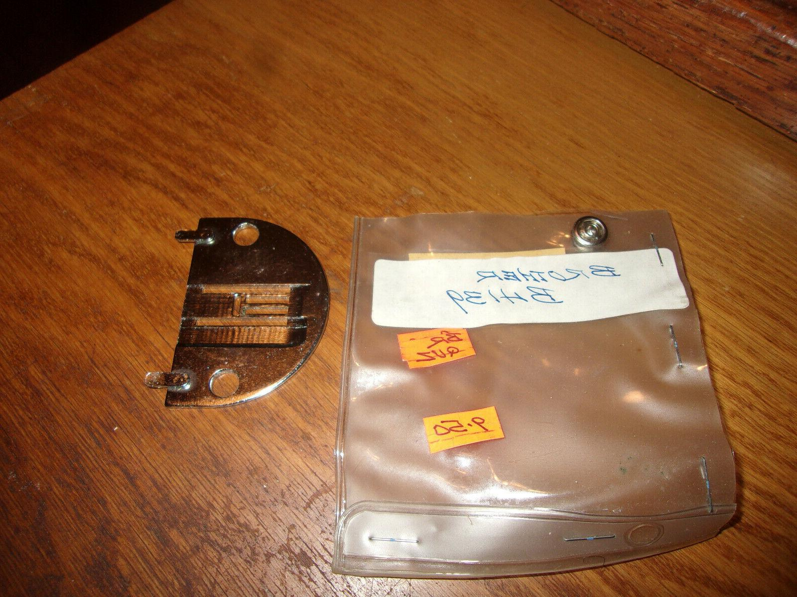 NEW Sewing Machine Needle Plate NZ3LG