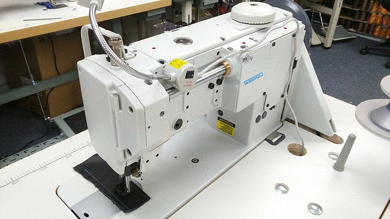 Consew P1541S-CC and Upholstery Sewing