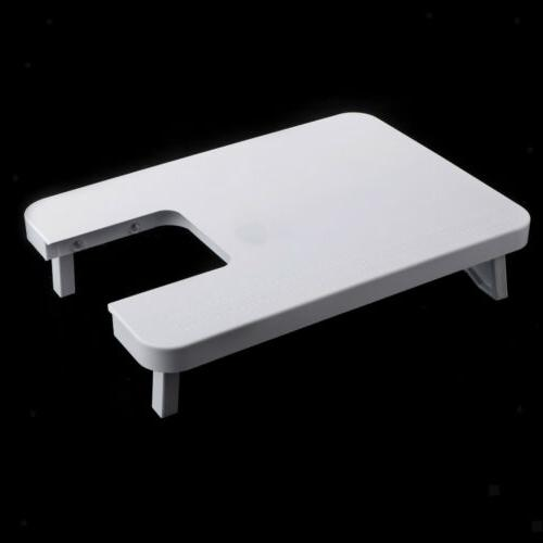 plastic household electric sewing machine extension table