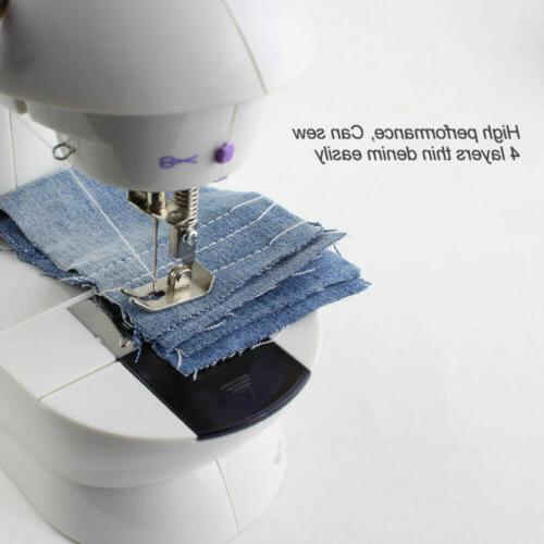 Sewing Machine sewing Electric Portable 2-Speed Desktop