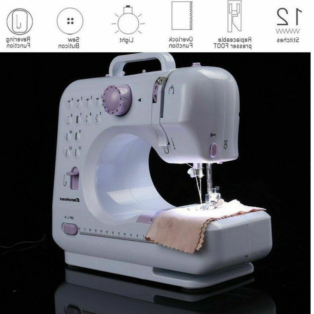 Portable Sewing Double Stitches Household Tailor