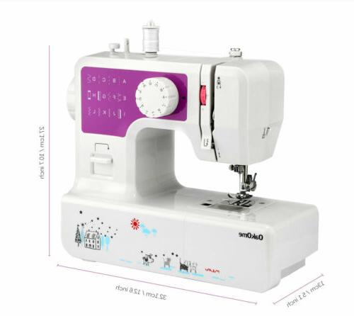 Portable Household Electric Sewing Machine 12 Speed