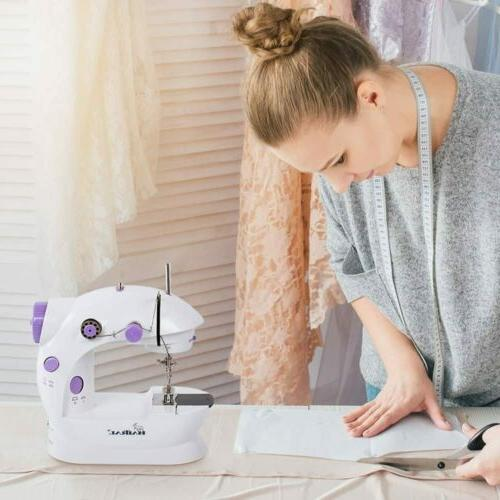 Portable Sewing 2-Speed Crafting Mending