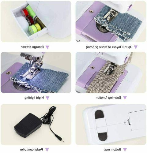 Portable Sewing Electric Household Sewing Machines