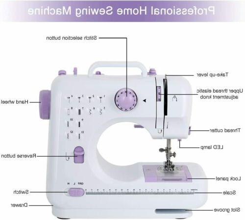 Portable Sewing Electric Household Sewing