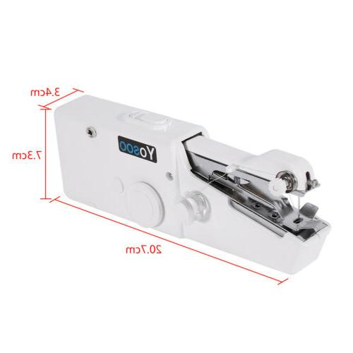 Portable Sewing Stitch Sew Electric Hand Held Travel