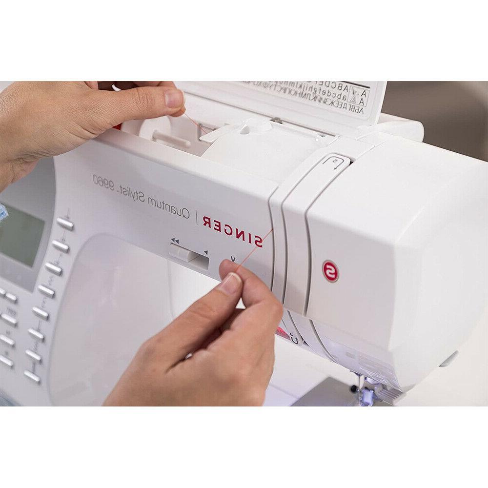 Singer Computerized Sewing Machine Refurbished