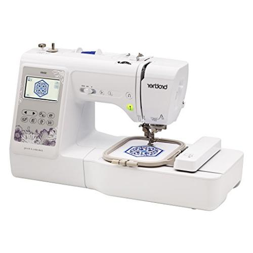 """Brother Machine, Computerized Sewing Machine x 4"""" Embroidery Area, 80 Embroidery Sewing Stitches,"""