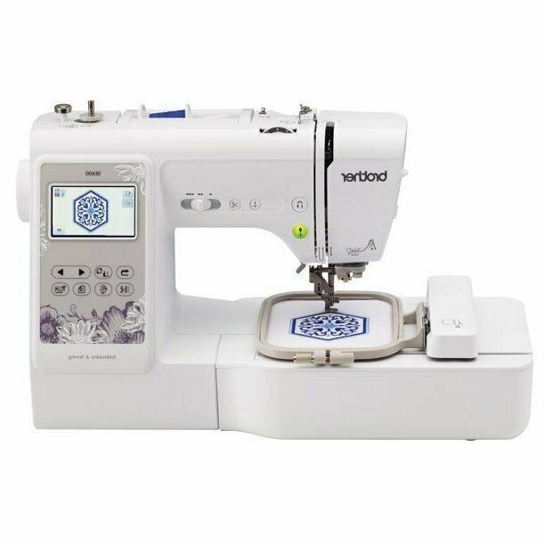se600 embroidery machine
