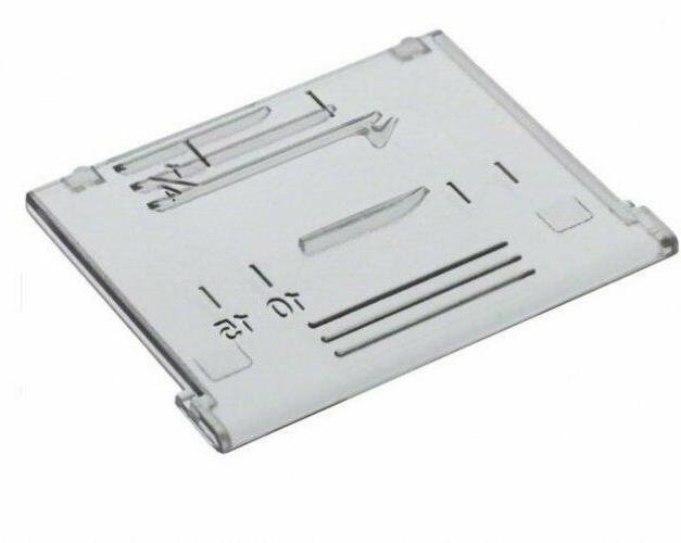 sew link slide plate assemblyfor brother lx3850