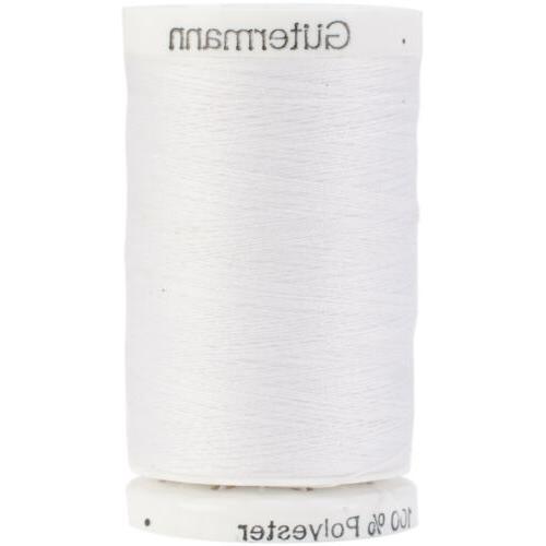 Gutermann Sew-All Thread, 547yd