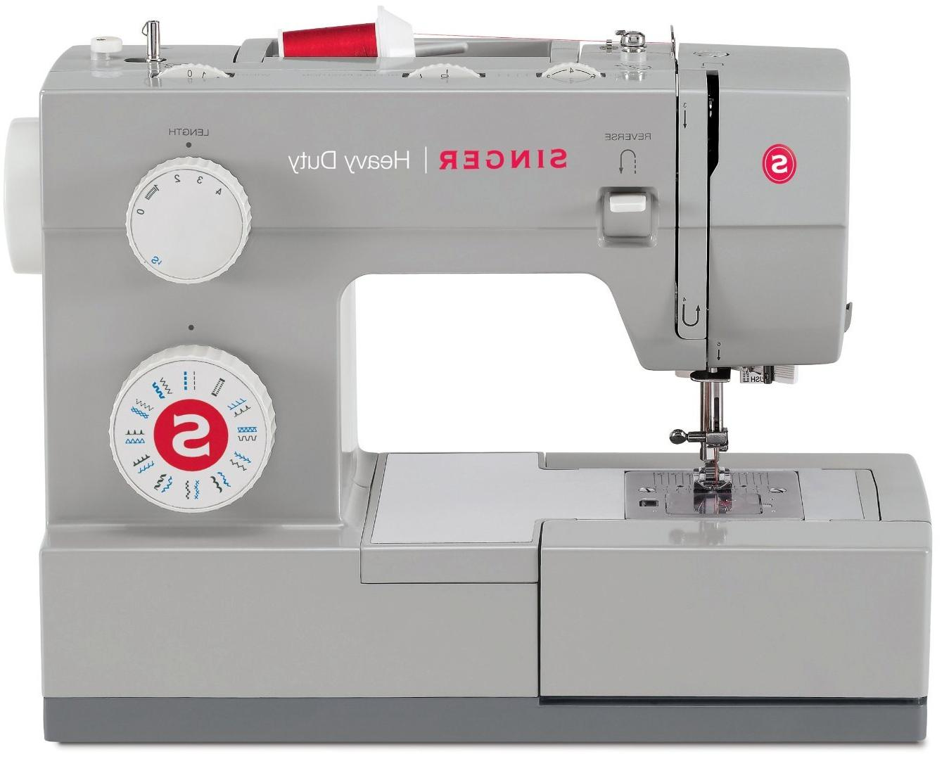 Singer Sewing 4423 Model Needle Leather