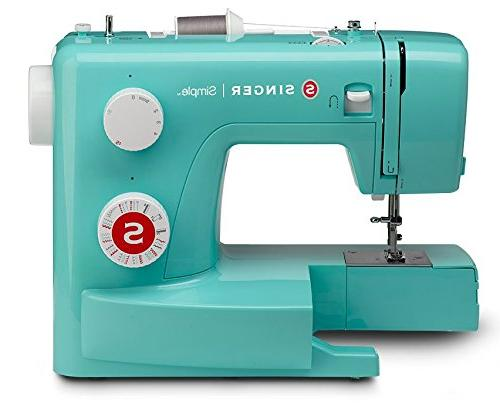 Singer Handy Sewing Machine Tension, Stitch Built-in Easy threading