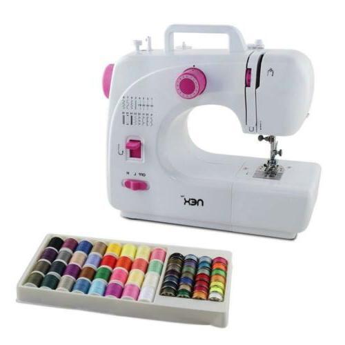 sewing machine arm 16 built