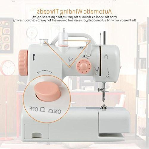 TTnight Machine Dual Speed Double Electric Sewing