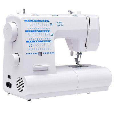 Sewing Machine Automatic Threading Crafting Mending with 66