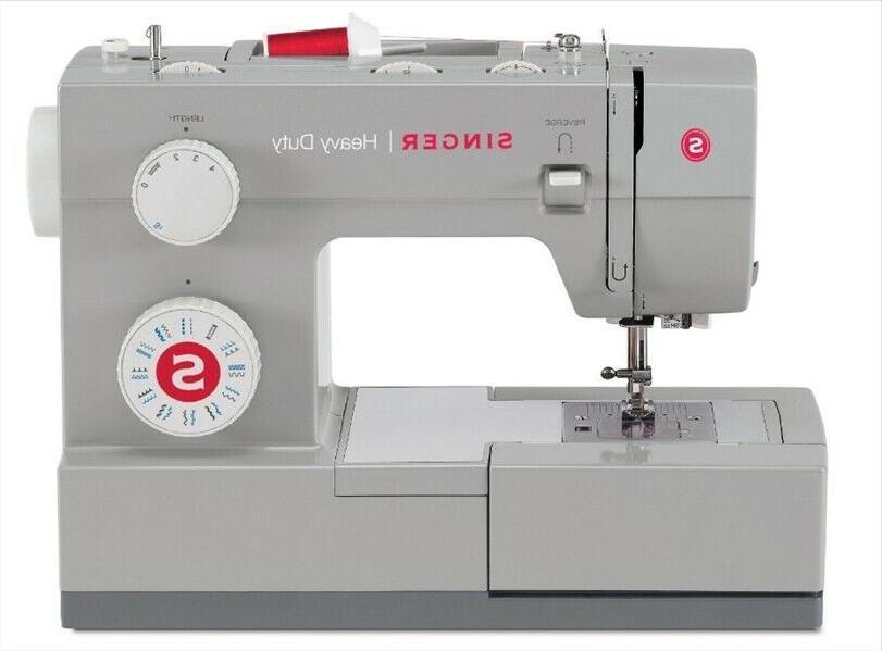 sewing machine heavy duty industrial stitch leather