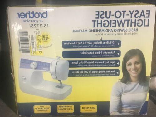 sewing machine ls2125i new in box box
