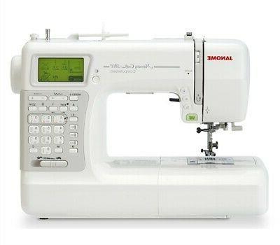 sewing machine mc 5200 new in box