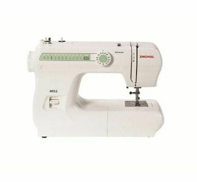 sewing machine model 2206 quilt beginner bonus