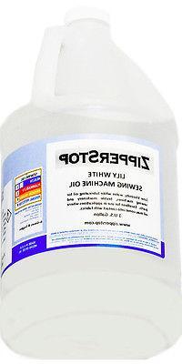 Sewing Machine oil ~ Lily White ~ 1 U.S. Gallon