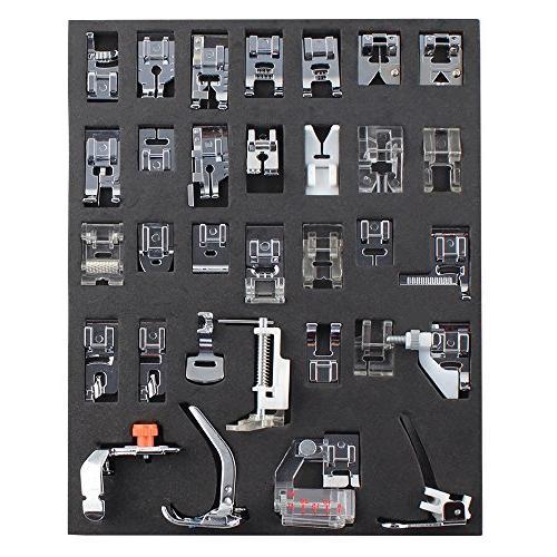 sewing machine presser feet set