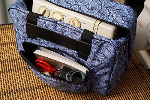 Kenley Bag - Cover Carrying with Pockets and - Universal Fit for Janome -