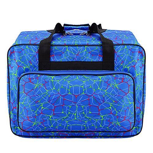 sewing machine tote bag waterproof