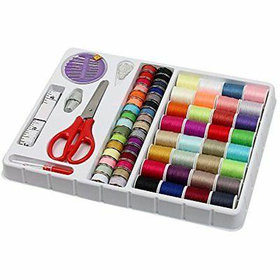 sewing thread 100 quantity mixed