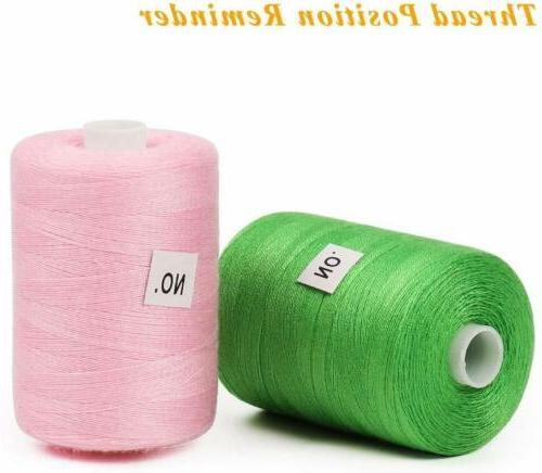Sewing 24 1000 Cotton Thread Sets Thread Sewing