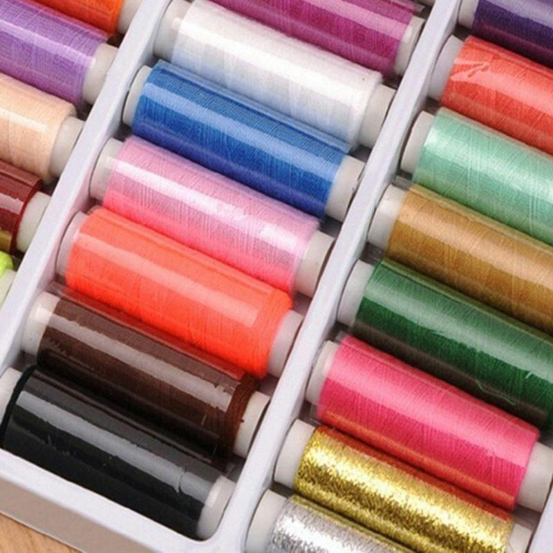 Sewing 39Colors Each Thread Spools For Sewing