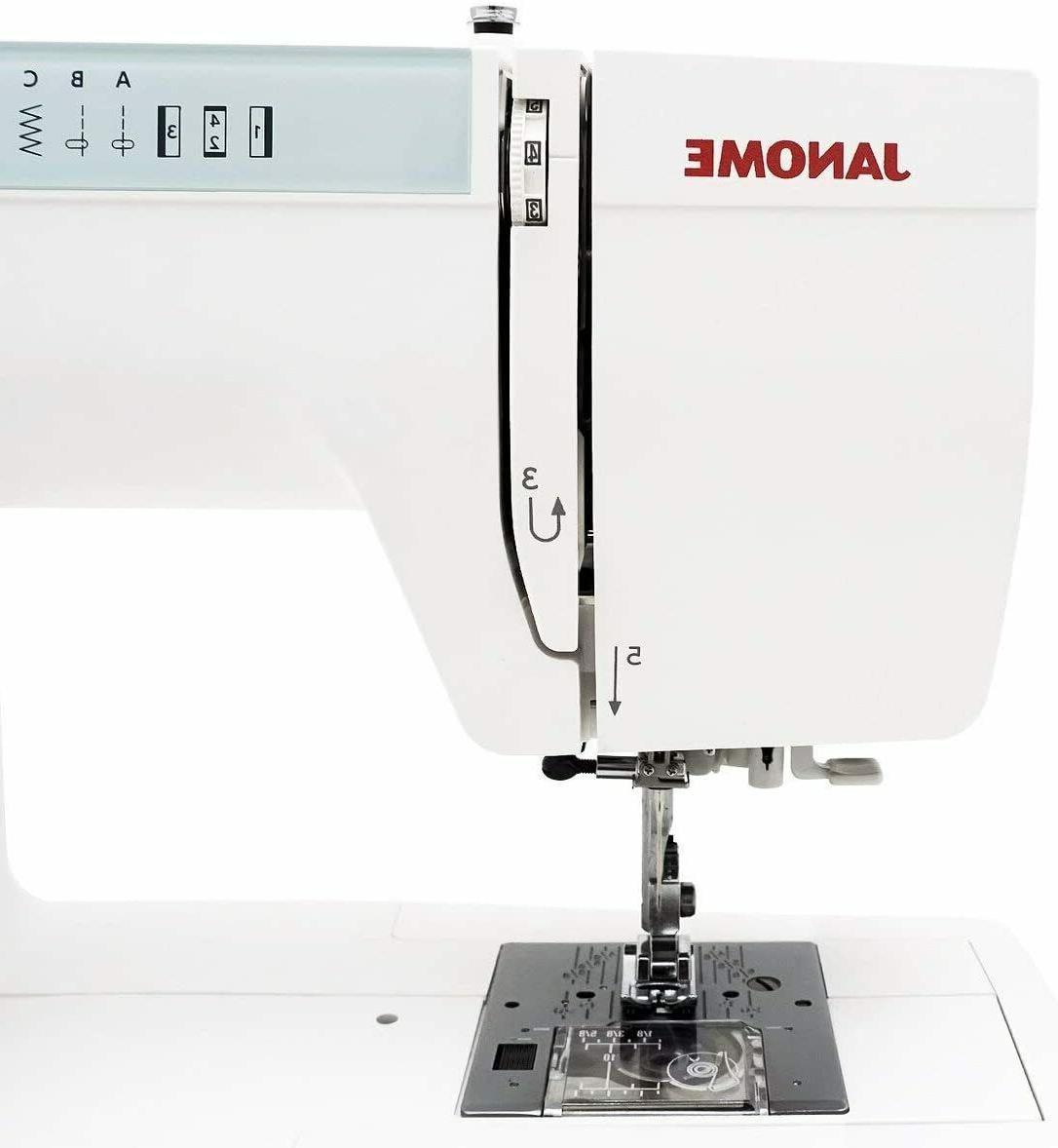 Janome 721 Machine Sealed