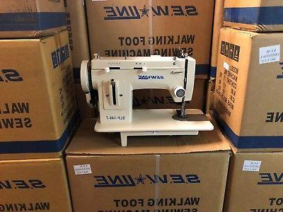 SEWLINE NEW 146-7 PORTABLE WALKING INDUSTRIAL SEWING