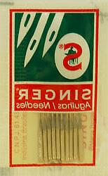 Singer Sharps Needles - Size 14 - 2020 - 10pk