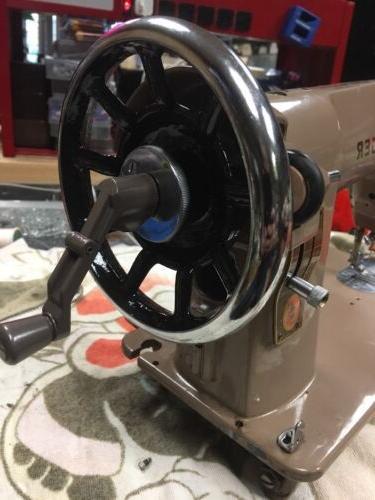 SINGER machine 99 Singer 185J Models Crank