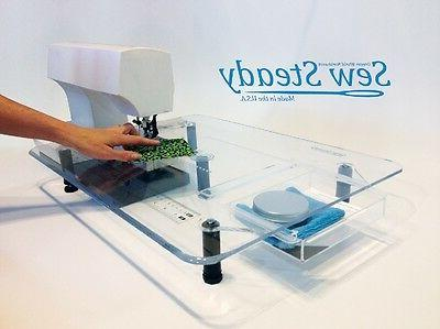 Janome Sewing Machine Sew Steady LARGE DELUXE Extension Tabl