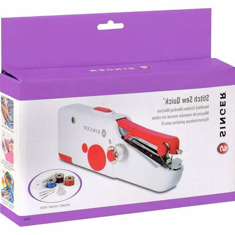 Singer Sew Portable Compact Sewing