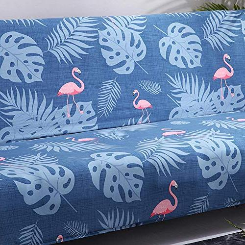 total-shop Sofa Thicker Folding Sofa Patio Room Sleeper Futon