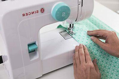 Singer 1234 Sewing White/Teal