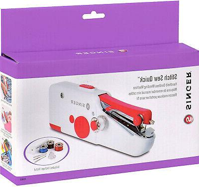 Singer Stitch Small Hand Sewing