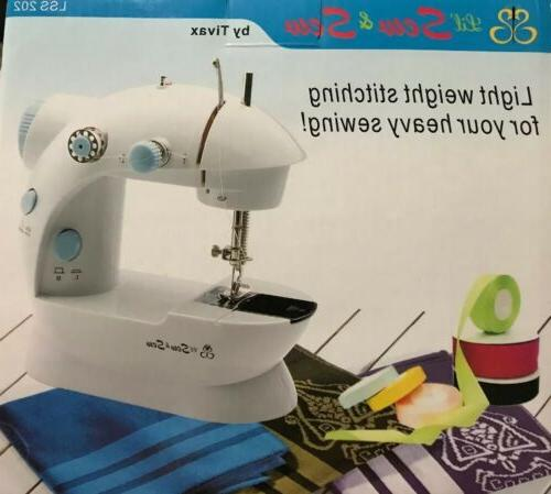 tivax lss 202 lil sew and sew