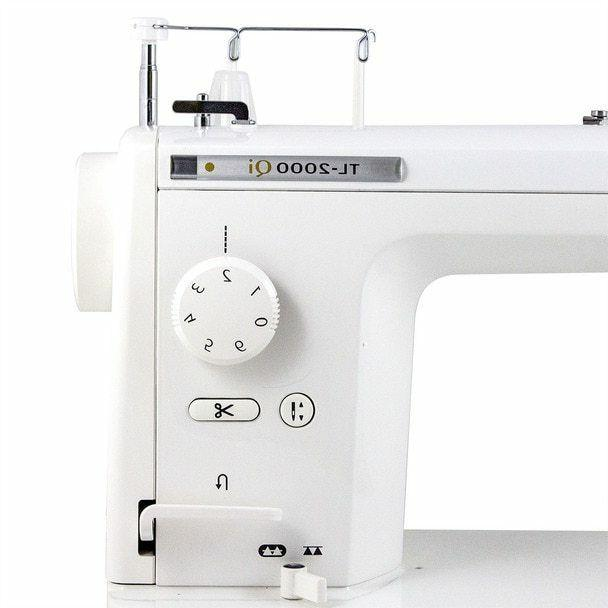 JUKI TL-2000Qi Mid-Arm Quilting and