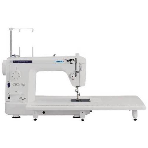 Juki 1-Needle, Portable Sewing Machine Automatic Thread Quilting, Tailoring, Apparel and Home Decor