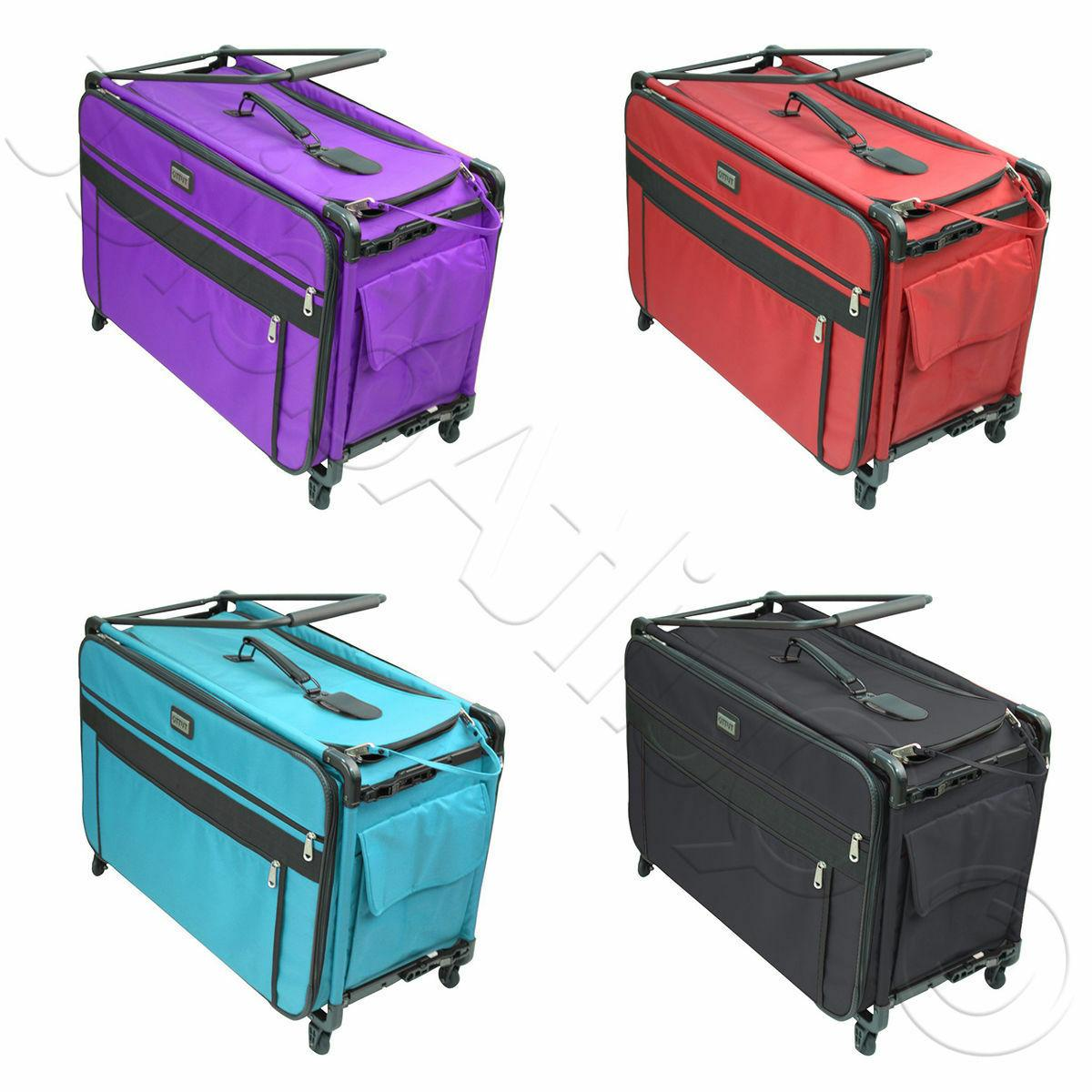 """Tutto Tote on Wheels 2X, 28"""" - Choose from 4 Colors - Sewing"""