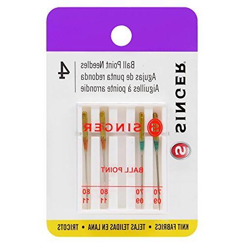 universal ball point machine needles