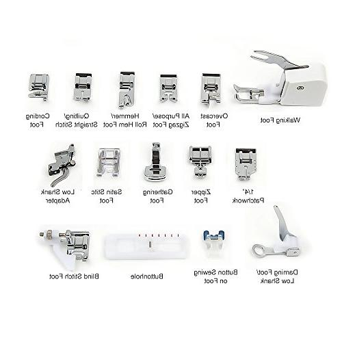 Universal 15 Machine Kit - OEM Suitable for Babylock Brother New Simplicity