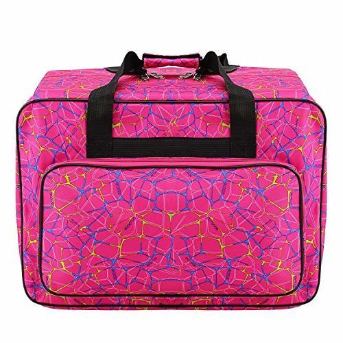 universal sewing machine tote bag