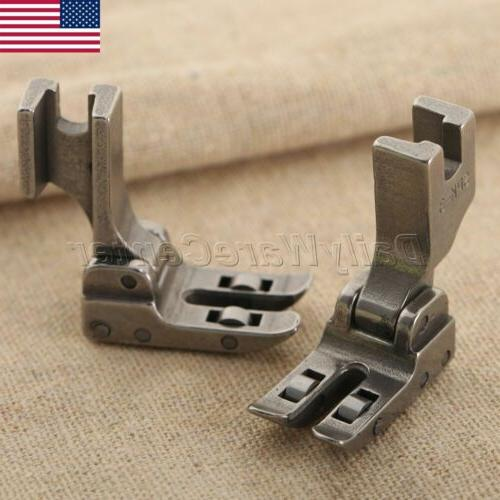 US STOCK Industrial Sewing Machine Roller Foot For Juki Shank Presser