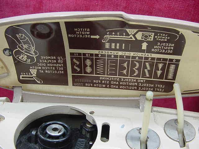 Vintage Machine Power